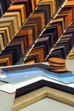 Framing supplies Stock Photos