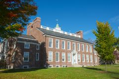Framingham stanu uniwersytet, Massachusetts, usa Zdjęcie Stock