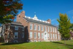Framingham State University, Massachusetts, USA. Danforth Art School in Framingham State University on Framingham Centre Common Historic District in Framingham Stock Photo
