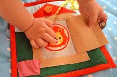framkallande leksak för ungen Royaltyfri Foto