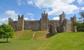 framlingham замока Стоковое Изображение RF