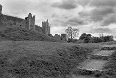 Framlingham castle Royalty Free Stock Images