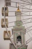 Frammento del campanile a Kiev Immagini Stock Libere da Diritti
