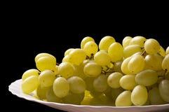 Frammento del mazzo dell'uva Immagine Stock Libera da Diritti