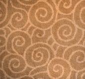 Frammento del modello decorativo del tessuto del tappeto Fotografia Stock