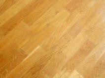 Frammento del pavimento di parquet Fotografia Stock