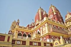 Frammento del tempio di Lakshmi Narayan Immagini Stock