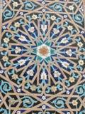 Frammento dell'ornamento della moschea Fotografia Stock Libera da Diritti
