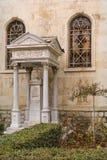 Frammento della chiesa della st Nikola a Varna, Bulgaria Immagini Stock