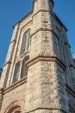 Frammento della torre del monumento storico Immagine Stock Libera da Diritti
