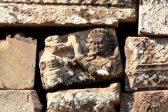 Frammento di Angkor Immagini Stock Libere da Diritti