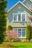 Frammento di una casa. Fotografia Stock