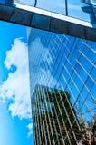 Frammento di una costruzione dell'alta carica Fotografia Stock Libera da Diritti