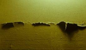 Frammento di una parete Immagini Stock Libere da Diritti