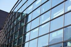 Frammento moderno della costruzione Fotografia Stock