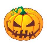 framsida halloween royaltyfri illustrationer
