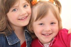 Framsidabarn Fotografering för Bildbyråer