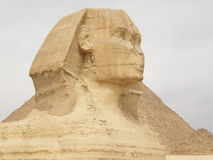 Framsidan av farao Royaltyfri Bild