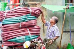 Framsidor av Myanmar Fotografering för Bildbyråer