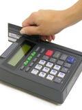 framställning av betalning arkivbild