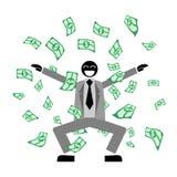 framställning av pengar Royaltyfri Foto