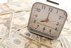 framställning av pengar Royaltyfri Fotografi