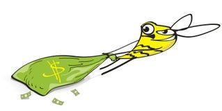 framställning av pengar Royaltyfria Bilder