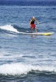 framställning av waves Royaltyfria Foton