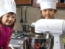 framställning för 012 kakor Royaltyfri Foto