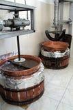 framställning för cyprus fröjdmaskiner Arkivfoto