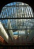 framtida korridorrijksmuseum för ingång arkivfoto