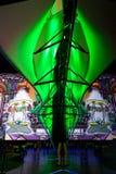 framtida paviljong 2010 för expo shanghai Royaltyfria Bilder