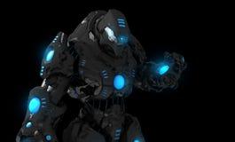framtida soldat Arkivfoton