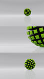 framtida sphere v4 arkivfoton