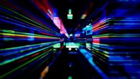 Framtida Tech 0153 Royaltyfri Fotografi