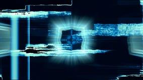 Framtida Tech 0366 Arkivfoton