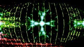 Framtida Tech 0384 Royaltyfri Bild