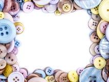 Framwork кнопки одеяния Стоковое фото RF
