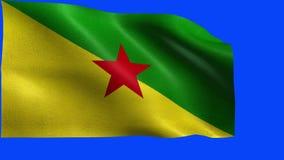 Française de Guyane, parte (departamento de ultramar) de Francia, bandera de la Guayana Francesa - LAZO libre illustration