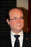 François Hollande Stockfotos