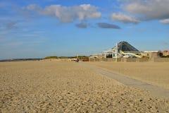 França, cidade pitoresca de Le Touquet no Pas de Calais de Nord Foto de Stock