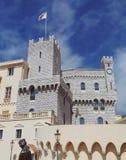 França Mônaco Monte - detalhe do palácio de Carlo imagens de stock