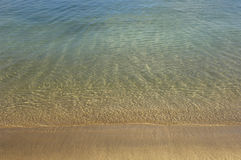 França, Martinica, praia de Salines em Sainte Anne Imagens de Stock