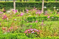 França, a propriedade de Marie Antoinette no parc do Pa de Versalhes Fotos de Stock Royalty Free