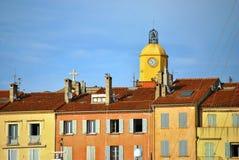 França - Saint Tropez Imagens de Stock Royalty Free