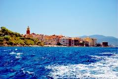 França - Saint Tropez Fotografia de Stock