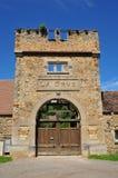 França, a vila pitoresca de Fremainille Imagem de Stock