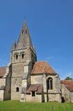 França, a vila pitoresca de Gadancourt Imagem de Stock Royalty Free