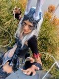 Fran από το Final Fantasy ΧΙΙ στοκ φωτογραφία με δικαίωμα ελεύθερης χρήσης