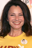 Fran Drescher. Arriving at the taping of Stand Up 2 Cancer program at the Kodak Theater in Los Angeles, CA on September 5, 2008 Royalty Free Stock Photo